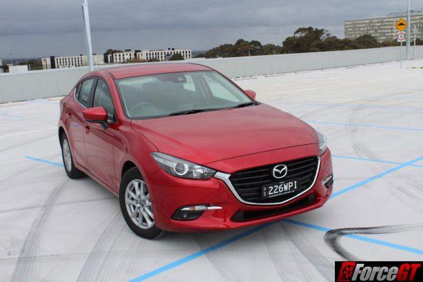 2016 Mazda 3 Maxx sedan