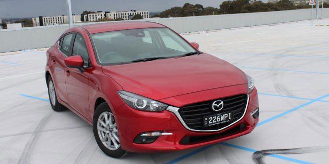 2016 Mazda3 Review – Mazda3 Maxx Sedan