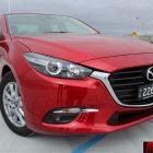 2016 Mazda 3 Maxx Front Quarter
