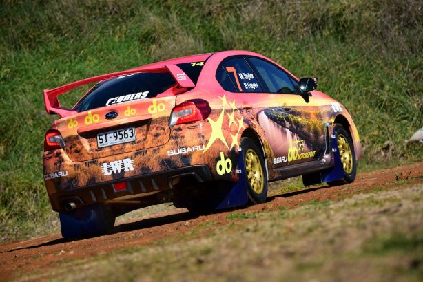 Subaru do Ratchets Up Points Pressure In SA