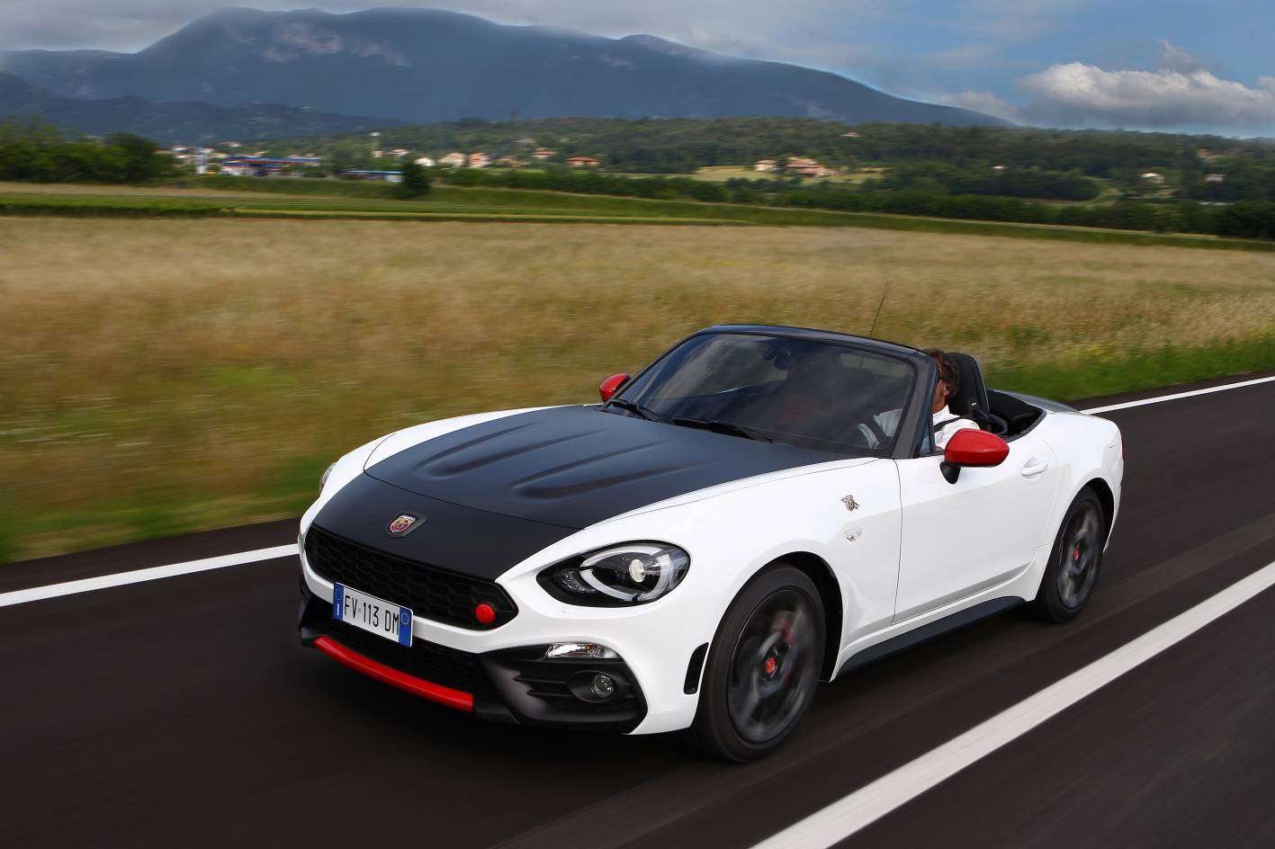 abarth 124 spider pricing announced first 100 to be launch edition. Black Bedroom Furniture Sets. Home Design Ideas