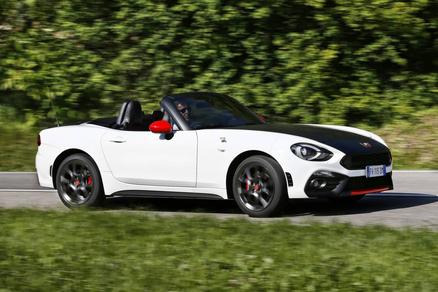 performance specifications confirmed for abarth 124 spider. Black Bedroom Furniture Sets. Home Design Ideas