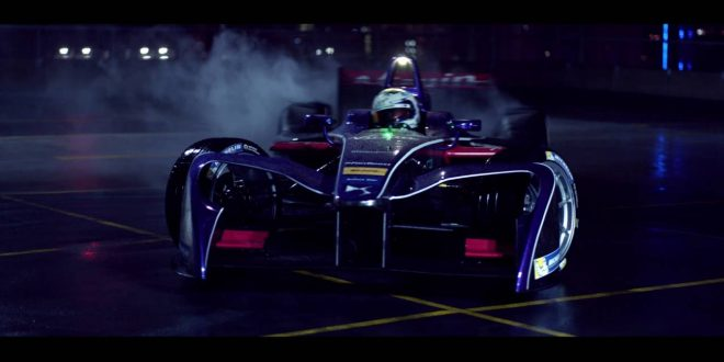 DS Virgin Racing unveils Season 3 Formula E livery