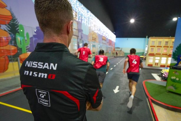 Australian GT Academy Fitness Test