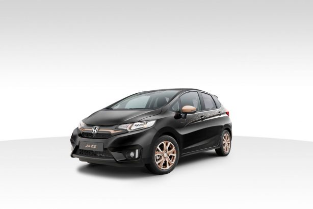 2017 Honda Jazz Spotlight Edition
