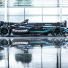 Jaguar Panasonic I-TYPE 1 side profile