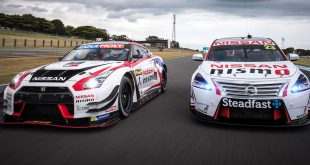 NISMO GTR and Altima Supercar