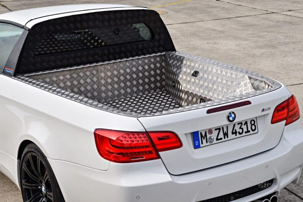 BMW M3 Pickup rear