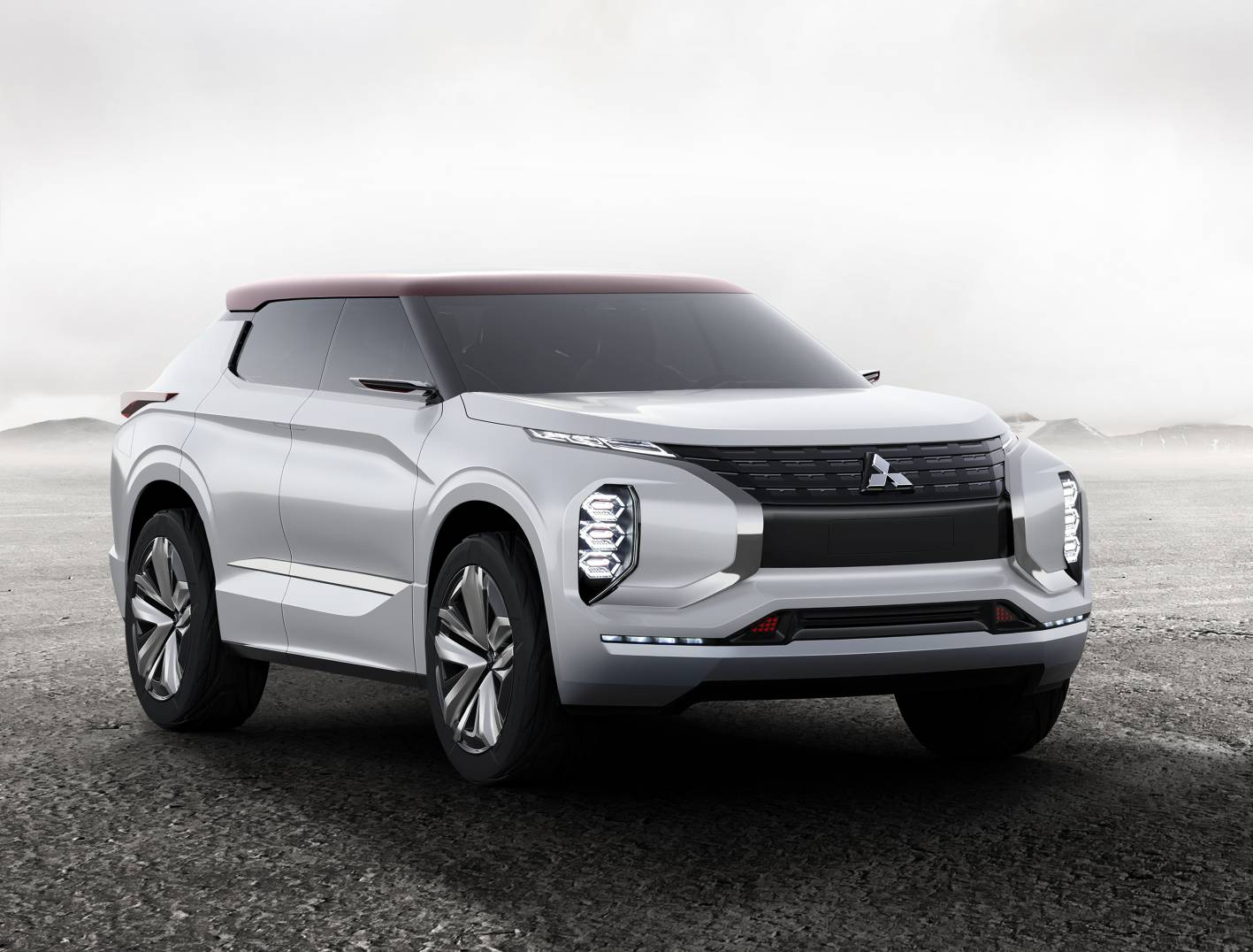 Perfect Mitsubishi GTPHEV Concept Headed To Paris Motor Show