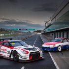 2017 Nissan GT-R Track Edition.