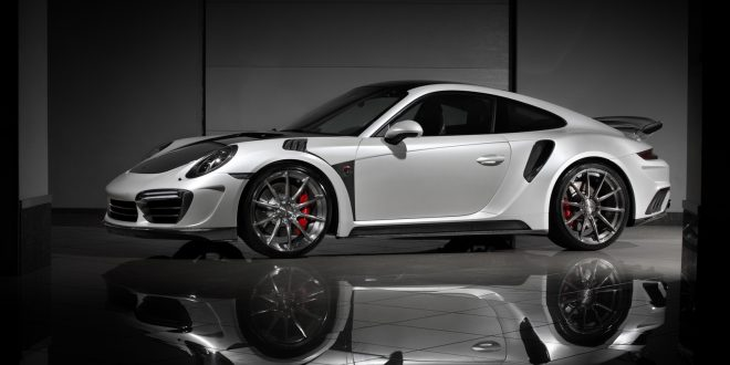 TopCar introduces Stinger GTR Gen.2 for Porsche 911 Turbo