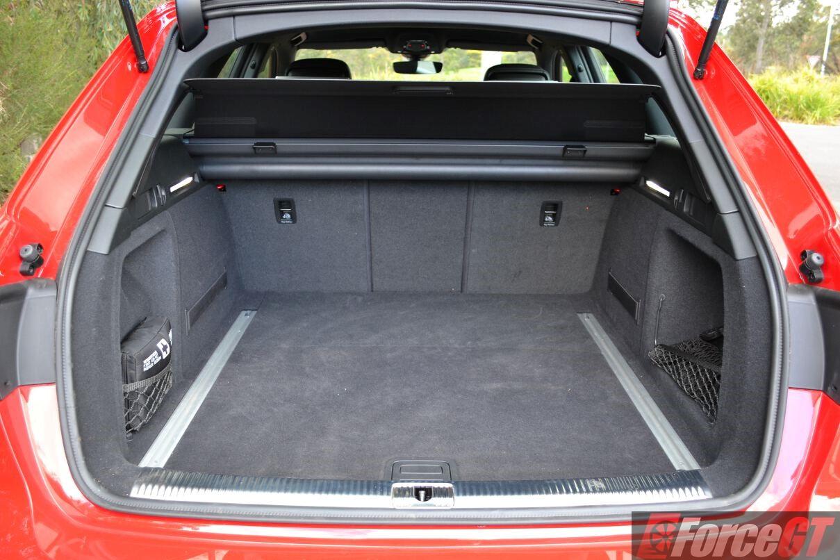 Audi Q5 Dimensions >> 2016 Audi A4 Avant Review