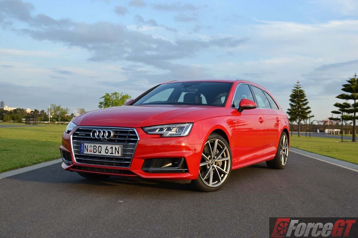 2016 audi a4 avant review. Black Bedroom Furniture Sets. Home Design Ideas