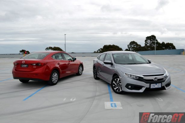 2016-honda-civic-vs-2016-mazda3-group7