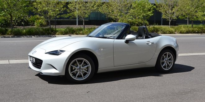 2016 Mazda MX-5 1.5-litre Review