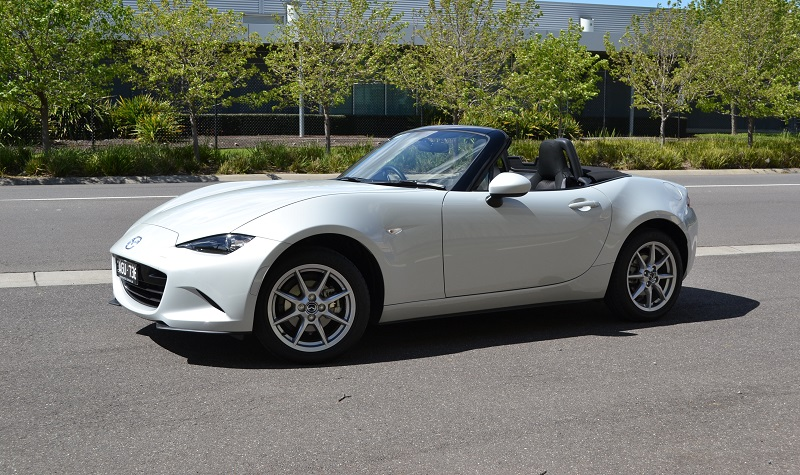 2016 Mazda Mx 5 1 5 Litre Review