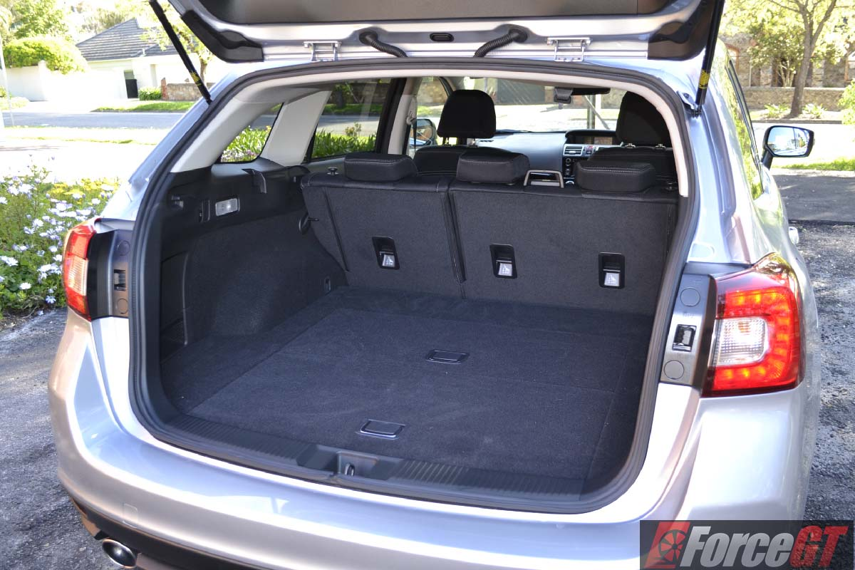 Subaru Forester Towing Capacity >> Subaru Levorg Review: 2016 Subaru Levorg Wagon