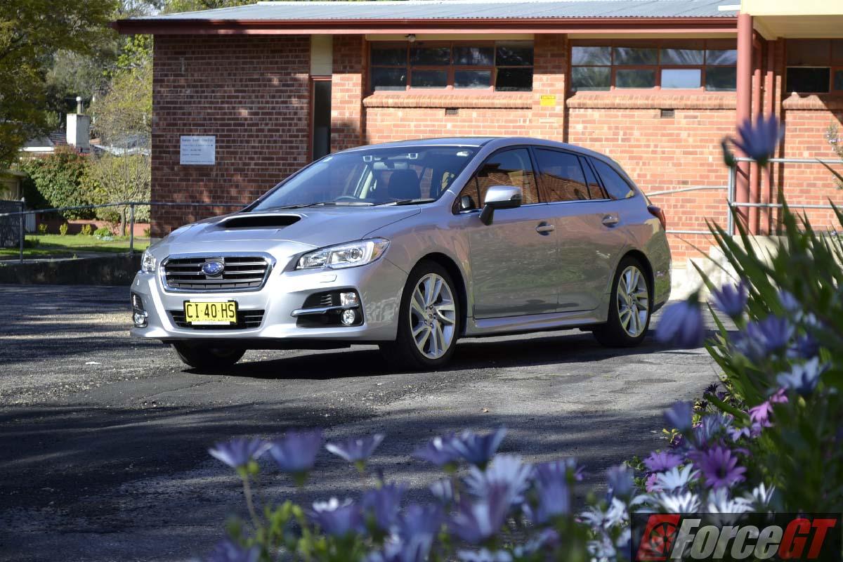 Subaru Levorg Review 2016 Subaru Levorg Wagon