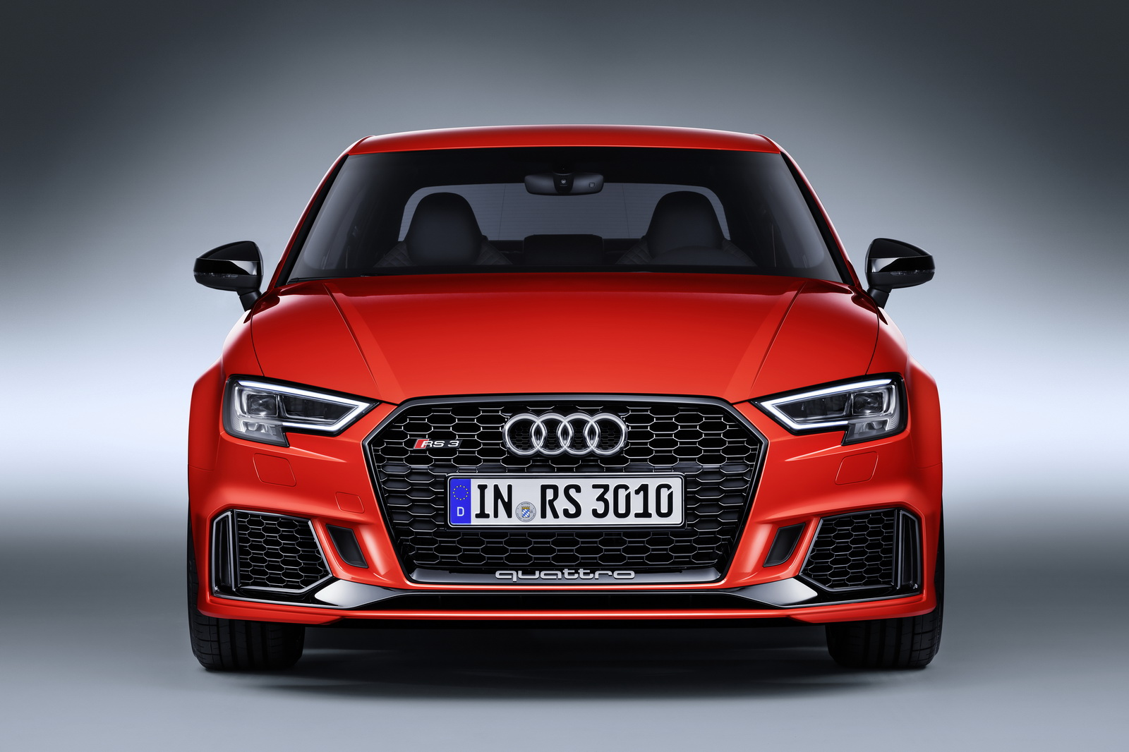 2017 audi rs 3 sedan unveiled with 294kw 5 cyl engine. Black Bedroom Furniture Sets. Home Design Ideas