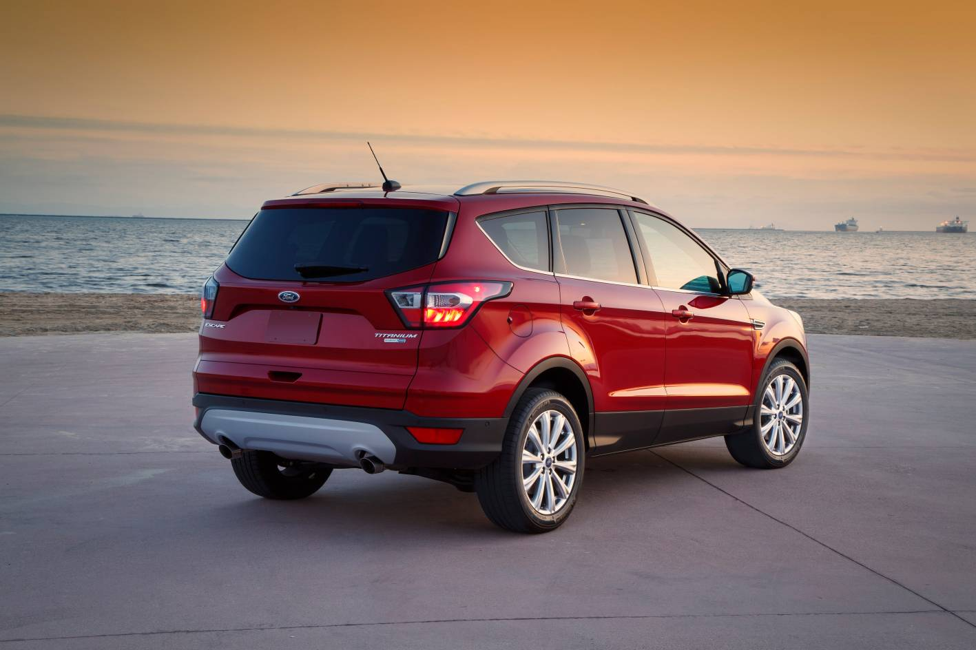 Ford Kuga 2017 Copper Pulse >> 2017 Ford Escape to replace Ford Kuga next year - ForceGT.com
