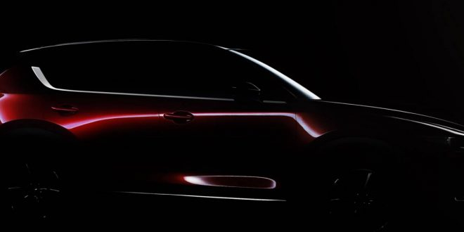 Mazda teases next-generation CX-5 ahead of LA debut