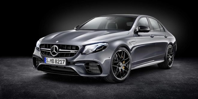 2017 Mercedes-AMG E63 & E63 S unveiled – gets 450kW biturbo V8