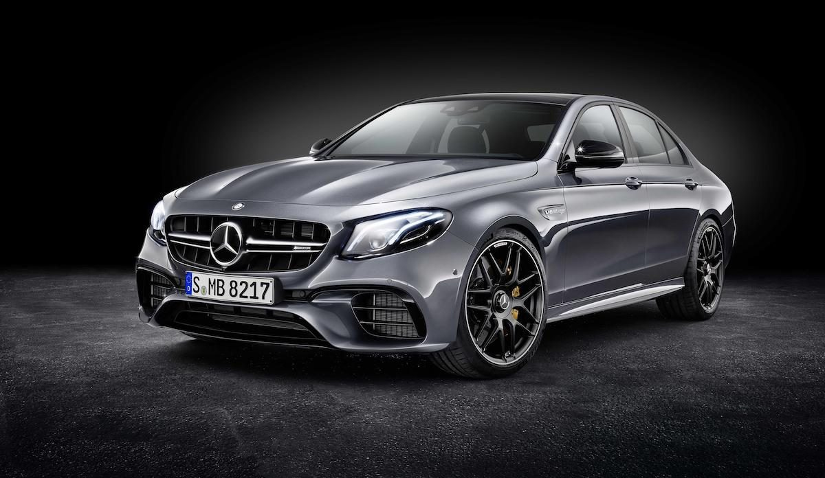 2017 mercedes amg e63 e63 s unveiled gets 450kw biturbo v8. Black Bedroom Furniture Sets. Home Design Ideas