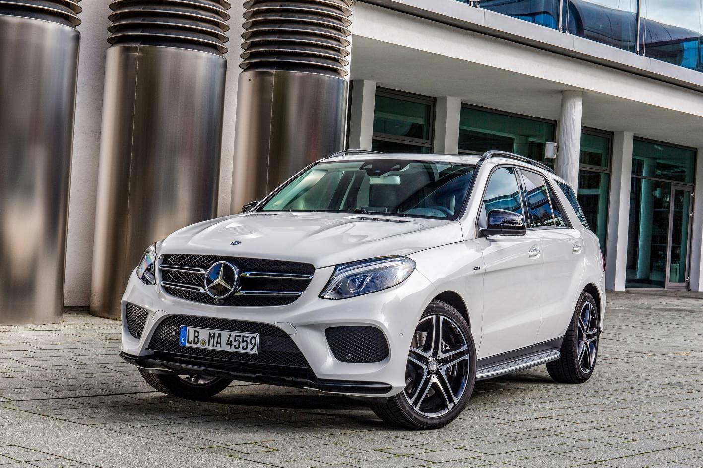 Mercedes Amg Glc And Gle Range Pricing Announced