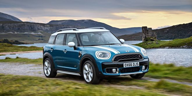 All-New 2017 MINI Countryman unveiled – gets Hybrid variant