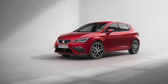 SEAT unveils updated 2017 SEAT Leon