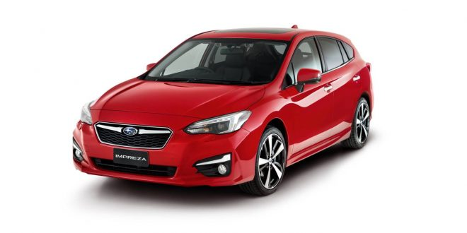 All-new 2017 Subaru Impreza pricing and specification
