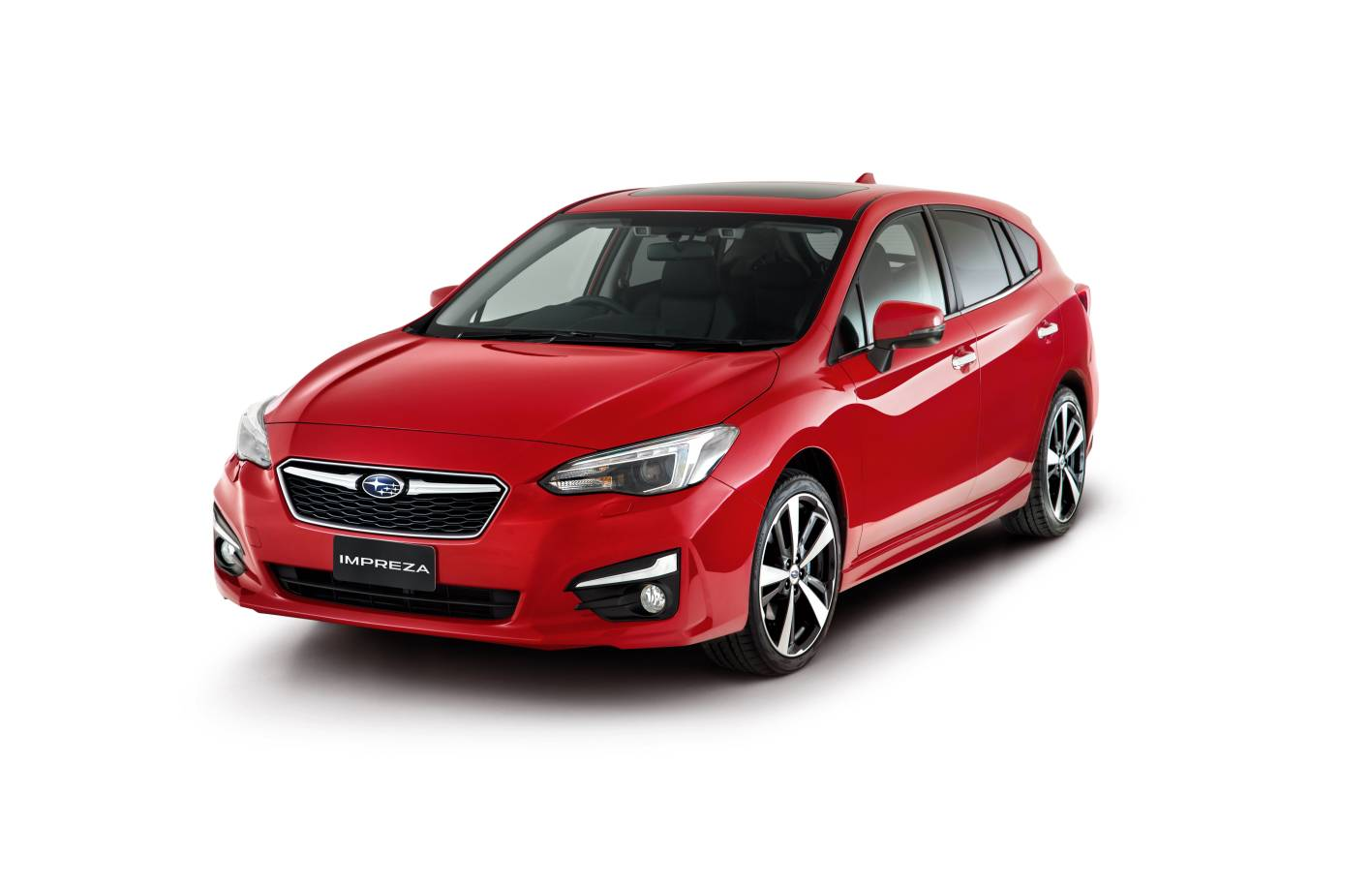 all new 2017 subaru impreza pricing and specification. Black Bedroom Furniture Sets. Home Design Ideas