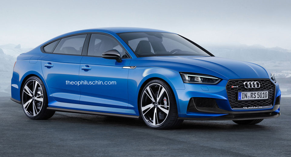 is this the next generation audi rs5 sportback. Black Bedroom Furniture Sets. Home Design Ideas