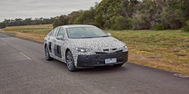 2018 Holden Commodore first details revealed