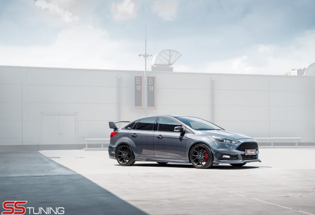 ss-tuning-ford-focus-st-sedan-front-quarter