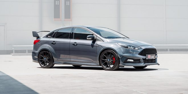 Ss Tuning Presents Ford Focus St Sedan