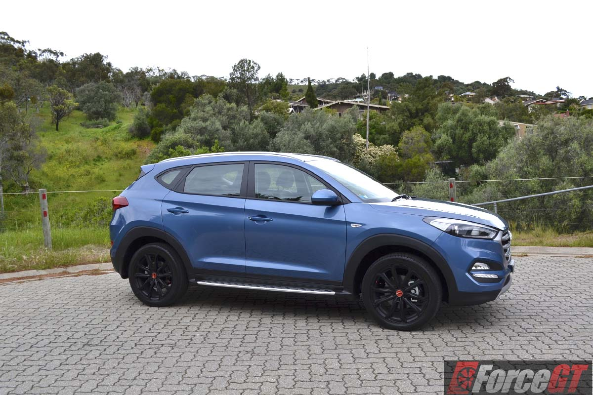 2016 Hyundai Tucson 30 Special Edition Review