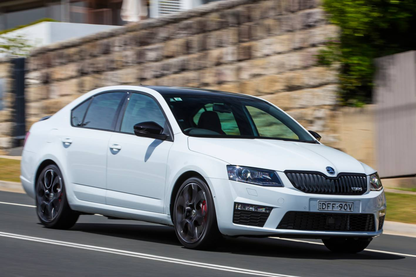 skoda unleashes more powerful octavia rs 230 in australia. Black Bedroom Furniture Sets. Home Design Ideas