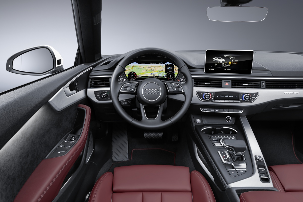 2017 audi a5 and s5 cabriolet unveiled. Black Bedroom Furniture Sets. Home Design Ideas