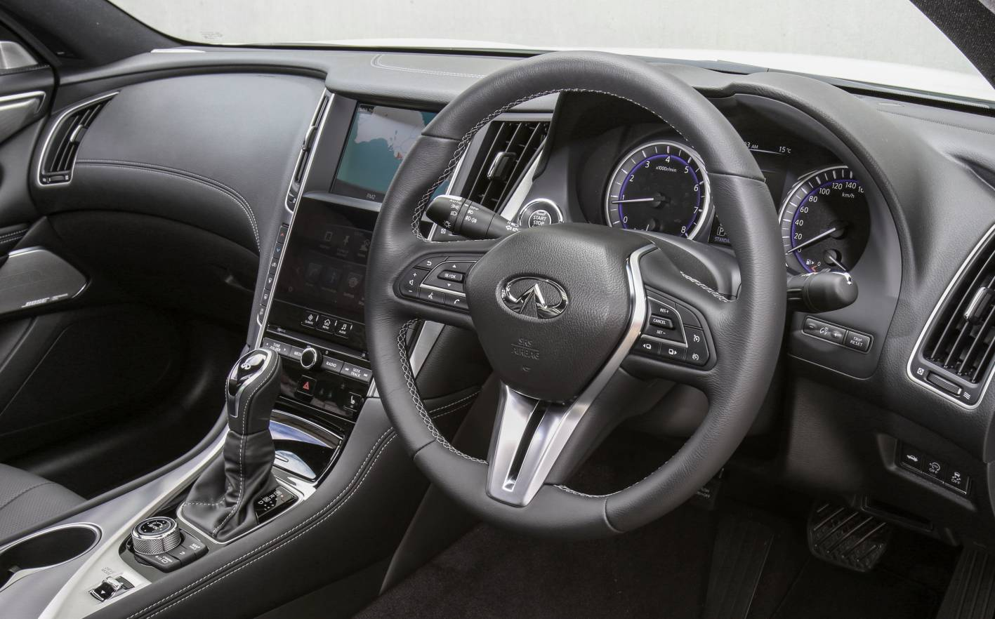 All New 2017 Infiniti Q60 Checks In From 62 900