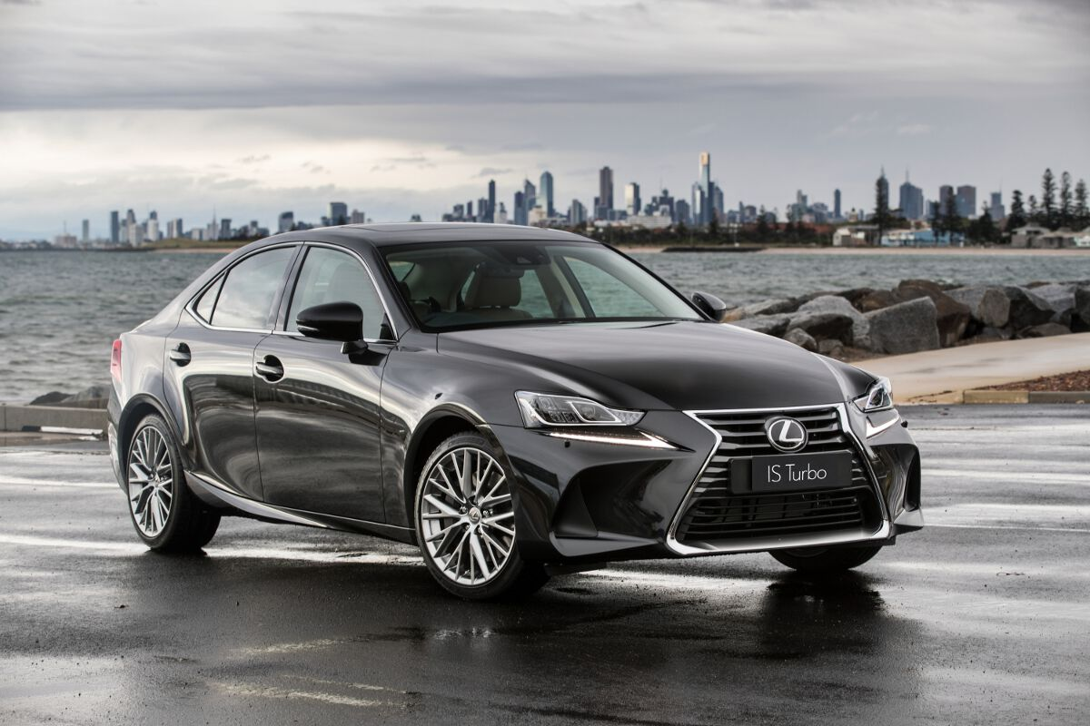refreshed 2017 lexus is range pricing and specification