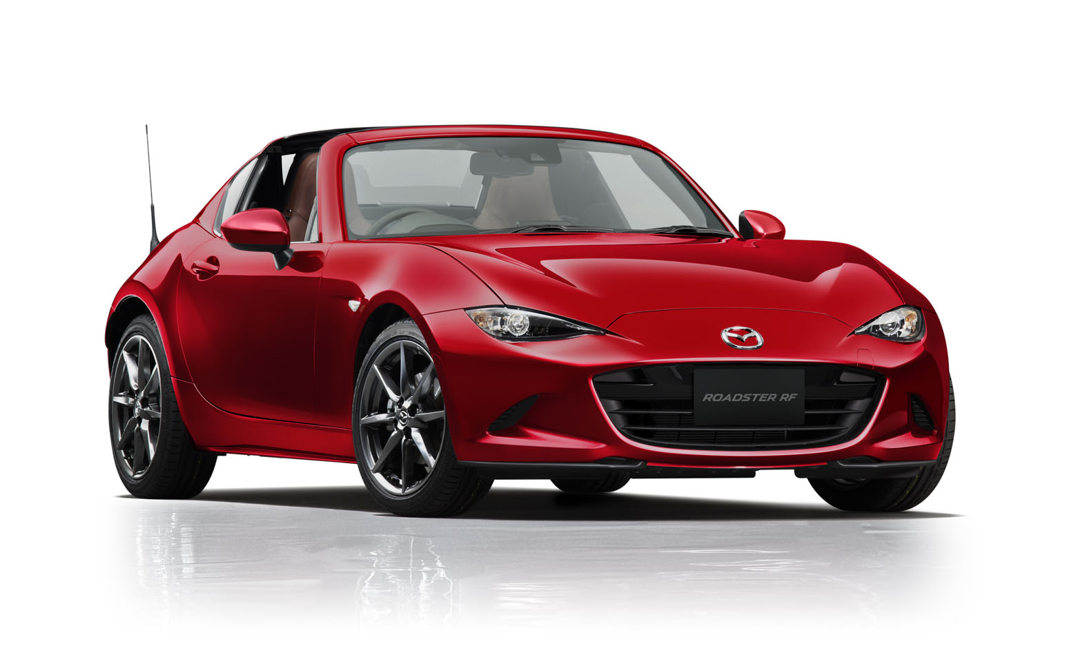 mazda mx 5 rf launches in japan new photos released. Black Bedroom Furniture Sets. Home Design Ideas