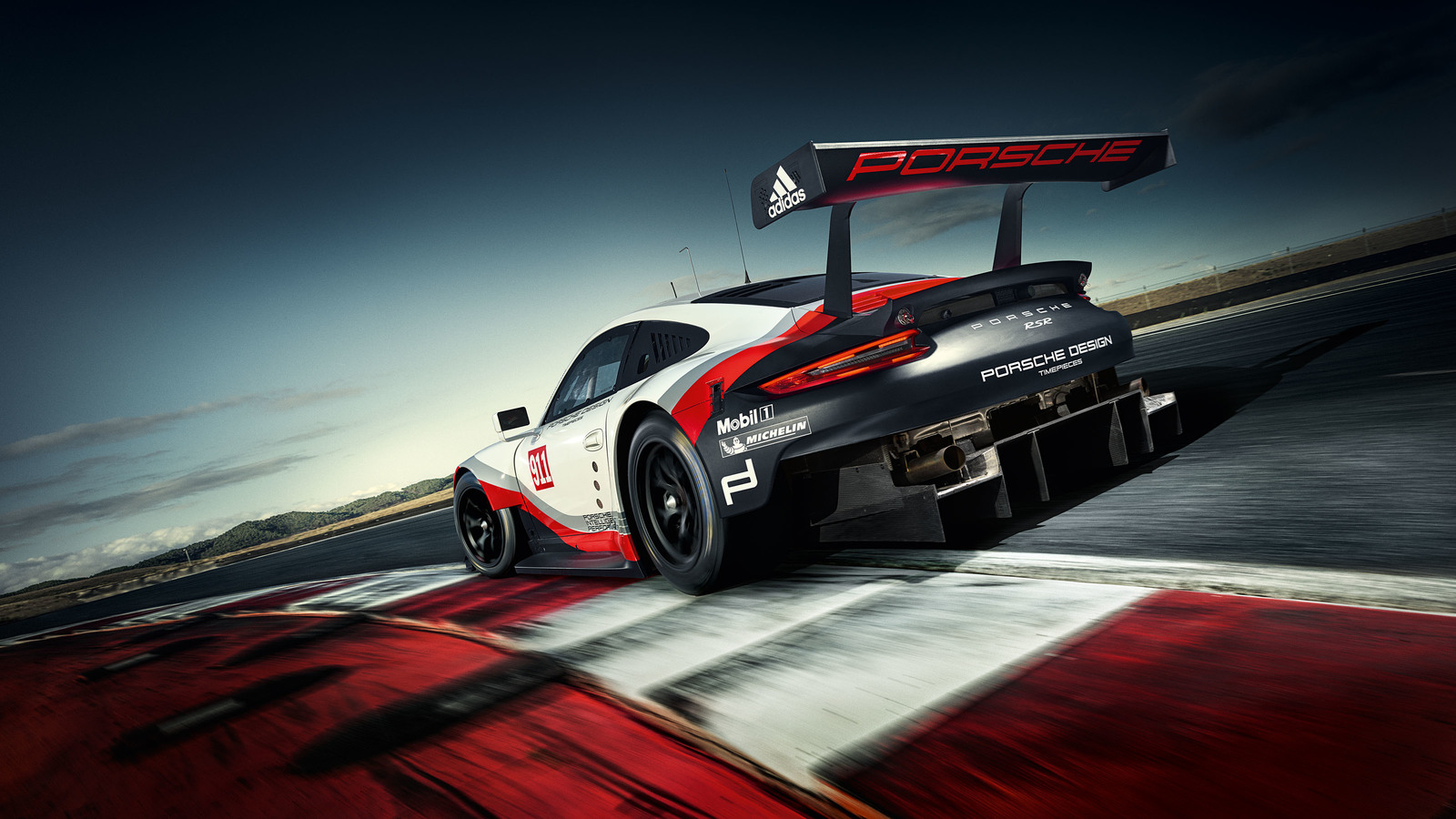 Toyota Supra Concept 2017 >> 2017 Porsche 911 RSR racer adopts mid-engined layout - ForceGT.com