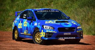 Subaru do Motorsports WRX STI NR4 Group N