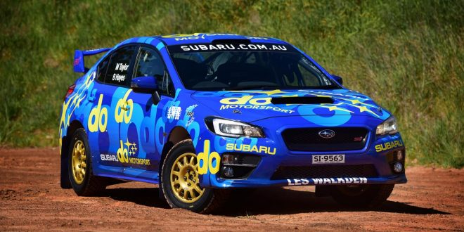 Subaru in three way fight for final round of ARC 2016