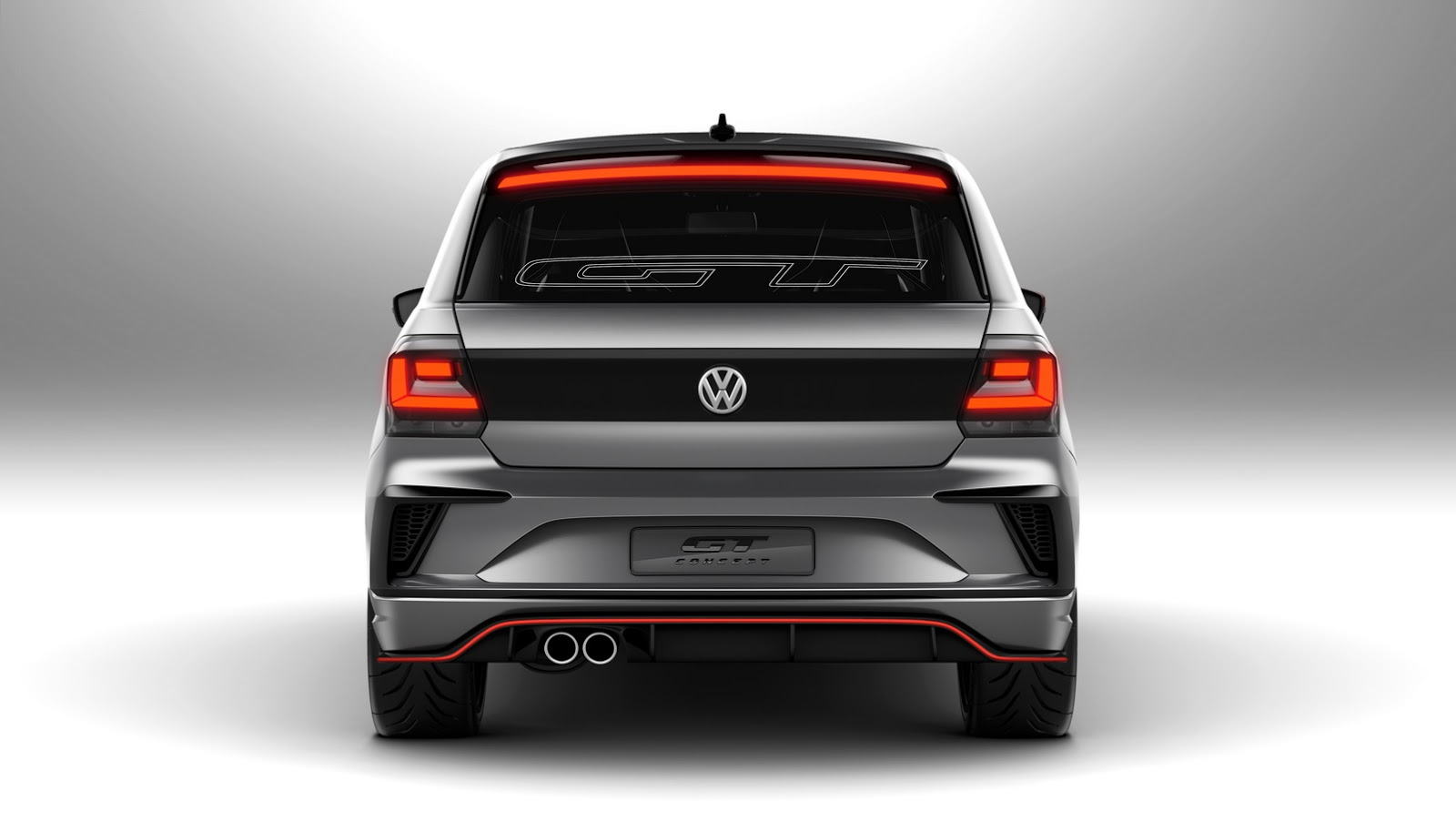 volkswagen unveils gol gt concept at sao paulo motor show in brazil. Black Bedroom Furniture Sets. Home Design Ideas