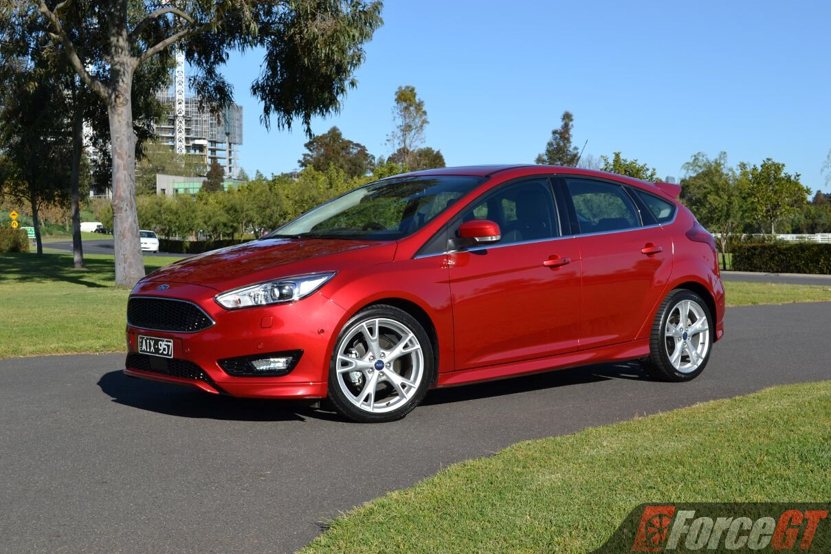 2016 ford focus with sync 3 review. Black Bedroom Furniture Sets. Home Design Ideas