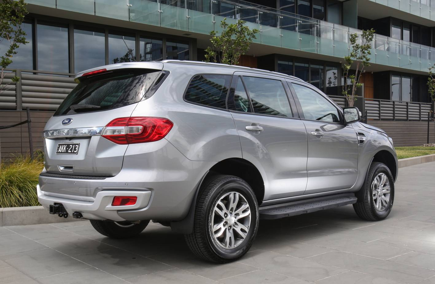 Ford adds RWD Everest Trend to 2020 Ford Everest range - ForceGT.com
