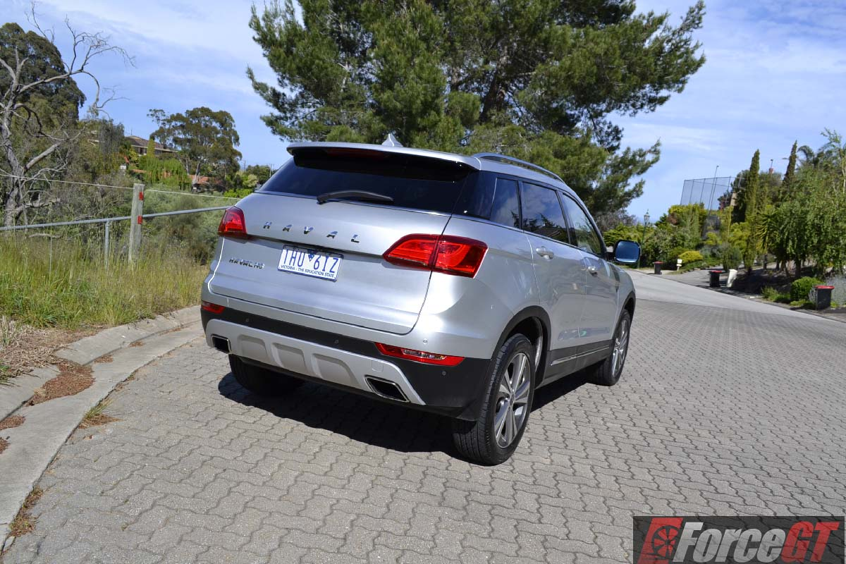 Honda Cr V Towing Capacity >> 2017 HAVAL H6 LUX Review