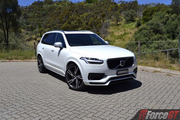 2017 volvo xc90 t8 twin engine r design review. Black Bedroom Furniture Sets. Home Design Ideas